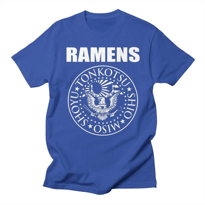 RAMENS Men's Regular T-Shirt by Cooks and Casseroles
