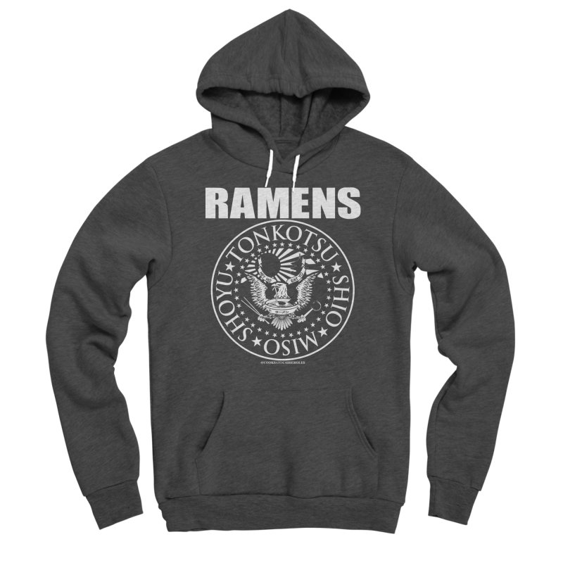 RAMENS Men's Pullover Hoody by RAMENS Shirts by Cooks and Casseroles