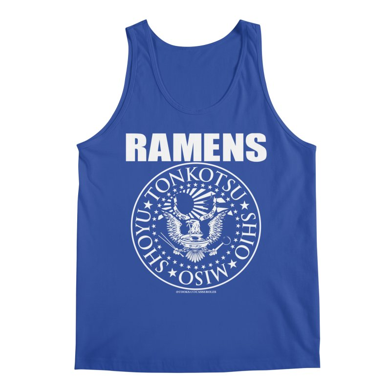 RAMENS Men's Tank by RAMENS Shirts by Cooks and Casseroles