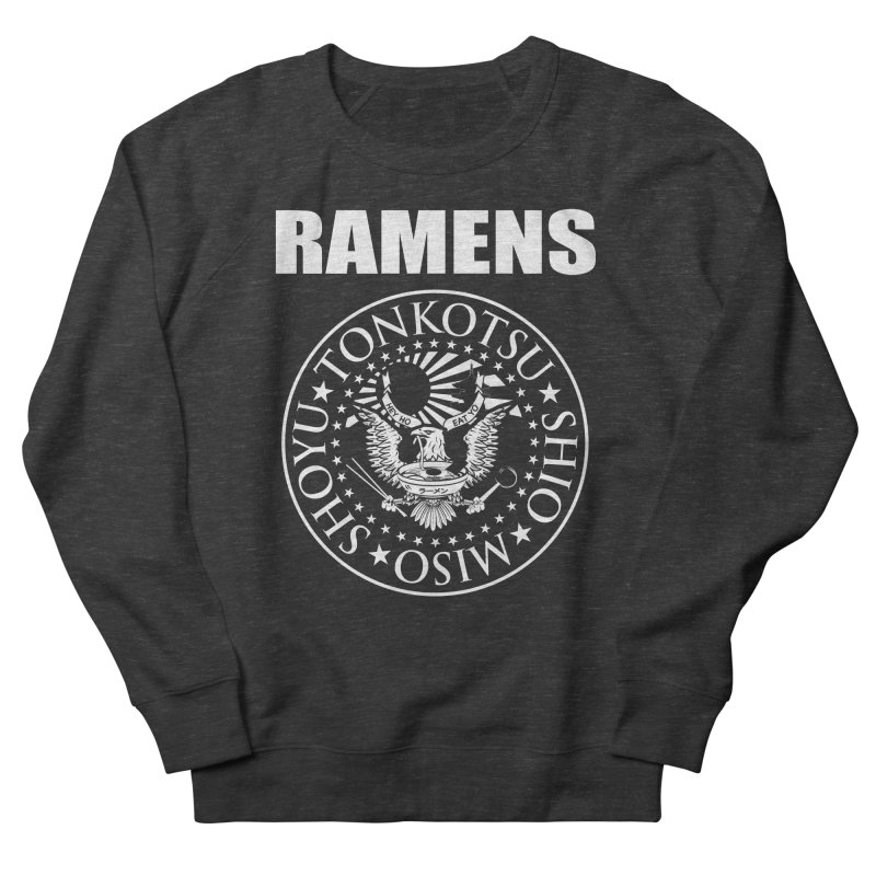 RAMENS Men's Sweatshirt by Cooks and Casseroles