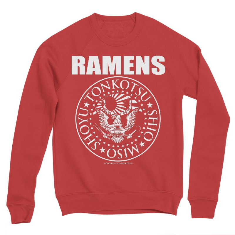 RAMENS Men's Sweatshirt by RAMENS Shirts by Cooks and Casseroles