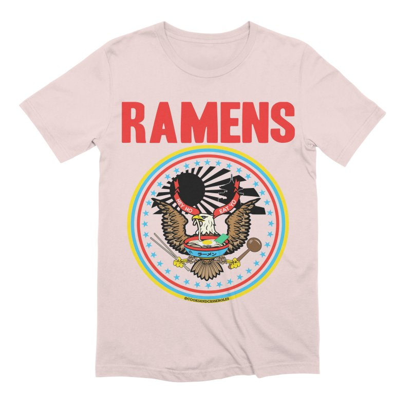 RAMENS LIMITED EDITION Men's T-Shirt by RAMENS Shirts by Cooks and Casseroles