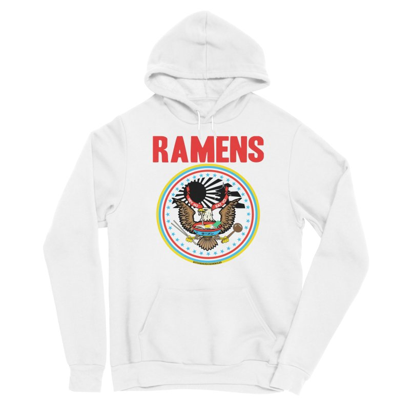 RAMENS LIMITED EDITION Men's Pullover Hoody by RAMENS Shirts by Cooks and Casseroles
