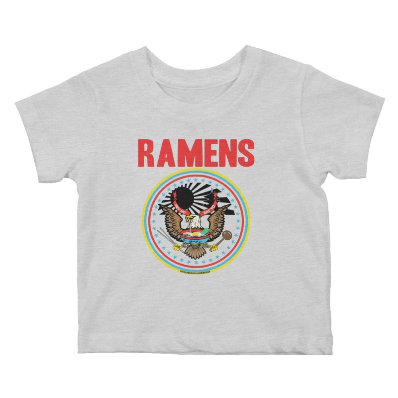 RAMENS LIMITED EDITION Kids Baby T-Shirt by RAMENS Shirts by Cooks and Casseroles