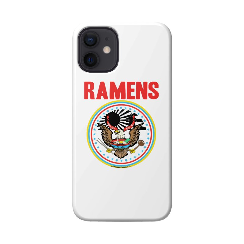 RAMENS LIMITED EDITION Accessories Phone Case by RAMENS Shirts by Cooks and Casseroles