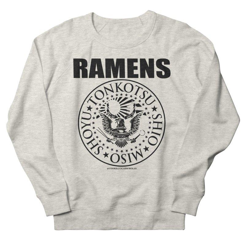 RAMENS Men's Sweatshirt by RAMENS Shirts by Cooks and Casseroles