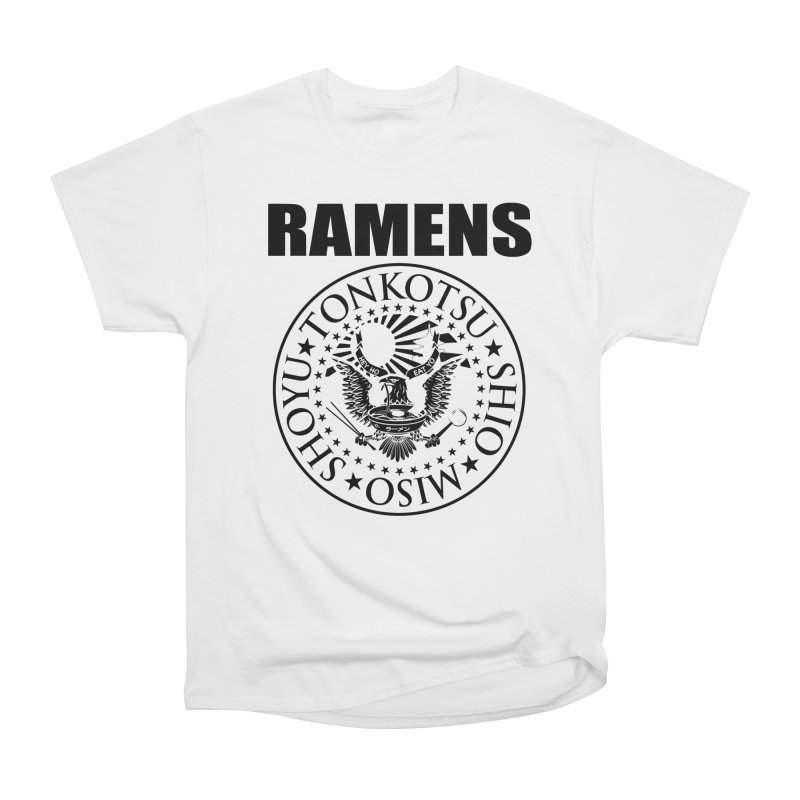 RAMENS  Men's T-Shirt by Cooks and Casseroles
