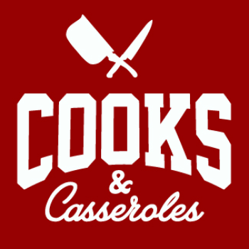 RAMENS Shirts by Cooks and Casseroles Logo