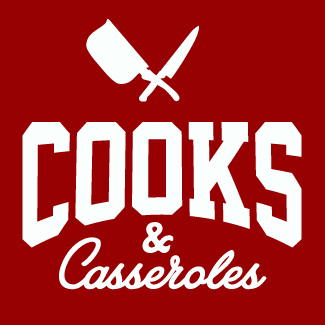 Cooks and Casseroles Logo