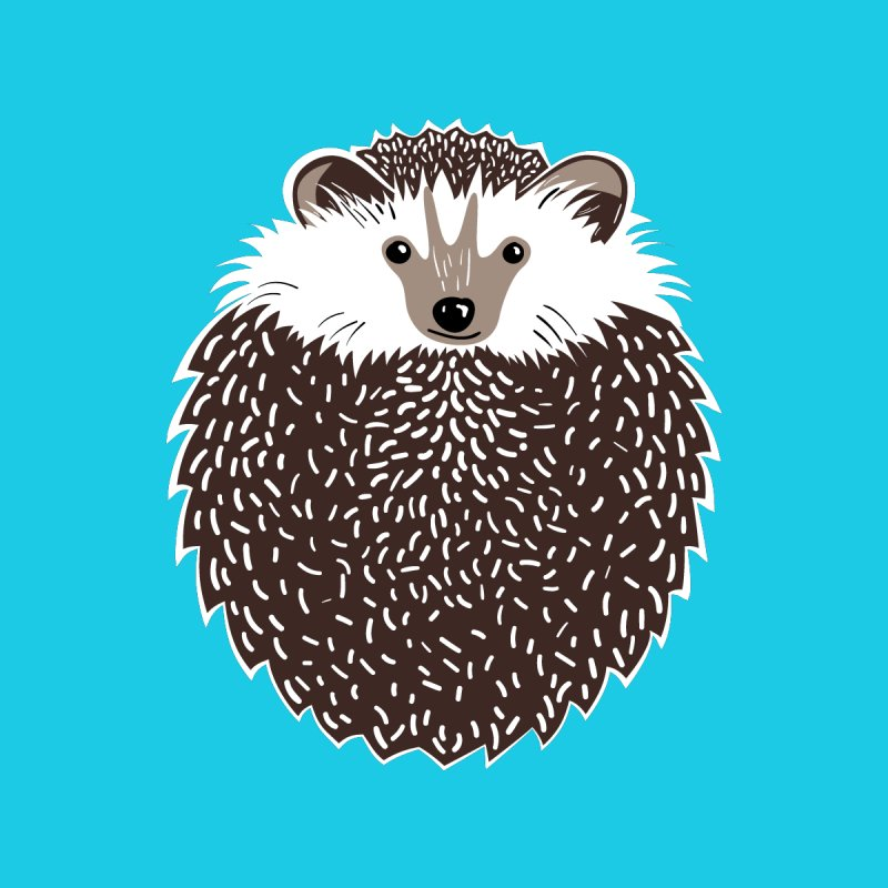 Huffy Hedgehog None  by Cool Stuff I Want to Buy