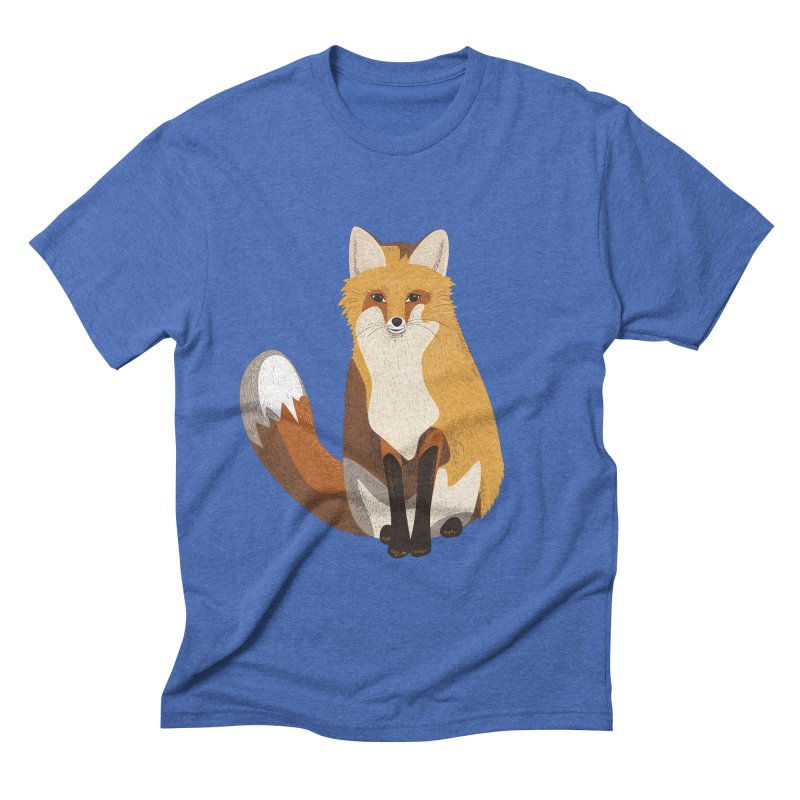 Frisky Fox Men's Triblend T-shirt by Cool Stuff I Want to Buy