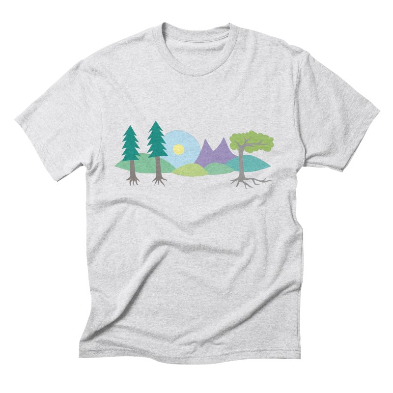 At Home In Nature Men's Triblend T-Shirt by Cool Stuff I Want to Buy