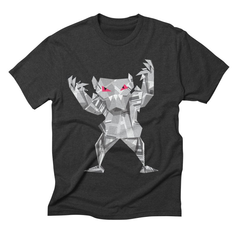 Bad News Men's Triblend T-shirt by Cool Stuff I Want to Buy
