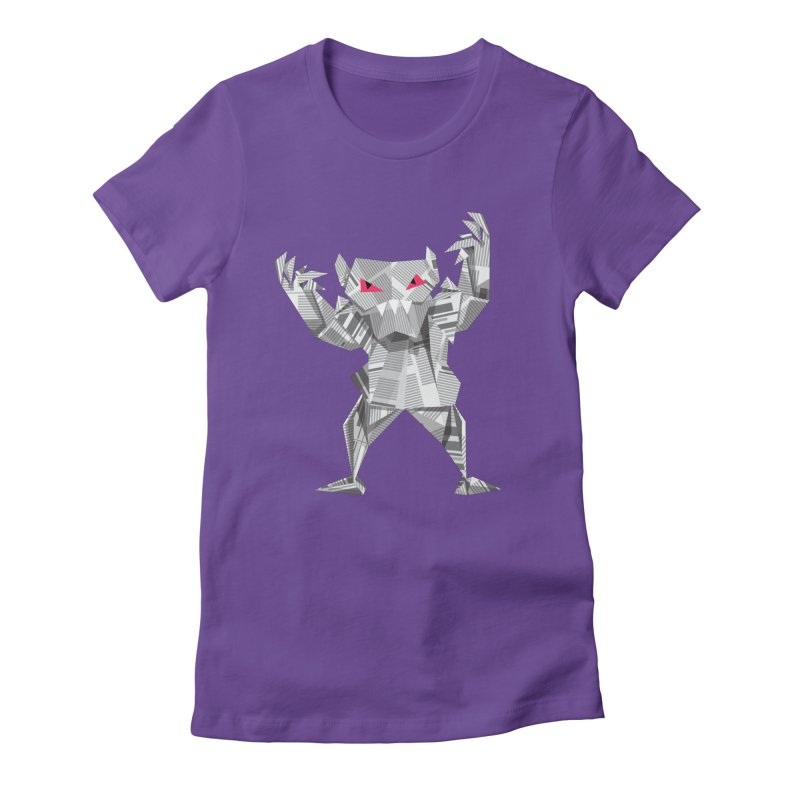 Bad News Women's Fitted T-Shirt by Cool Stuff I Want to Buy