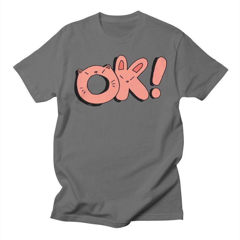 OK! Men's T-Shirt by Cool Boy