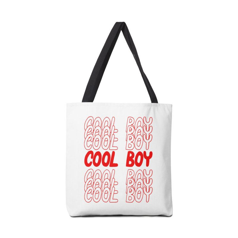 coool boy bag in Tote Bag by Cool Boy