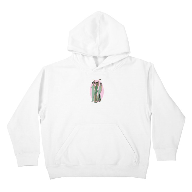The Supremes Kids Pullover Hoody by coolsaysnev's Shop