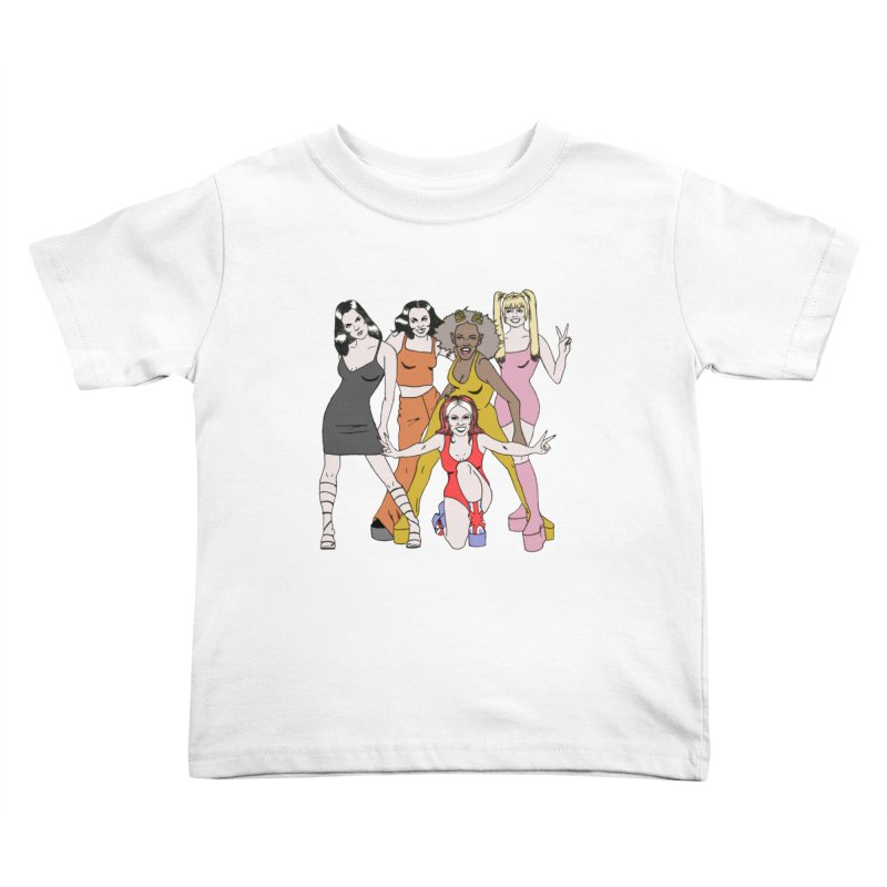 Spice Girls   by coolsaysnev's Shop