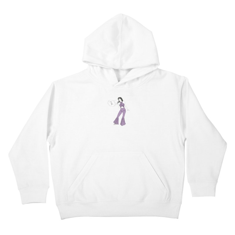Selena Kids Pullover Hoody by coolsaysnev's Shop