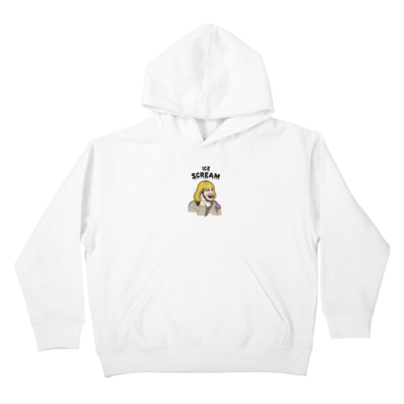 Ice Scream Kids Pullover Hoody by coolsaysnev's Shop