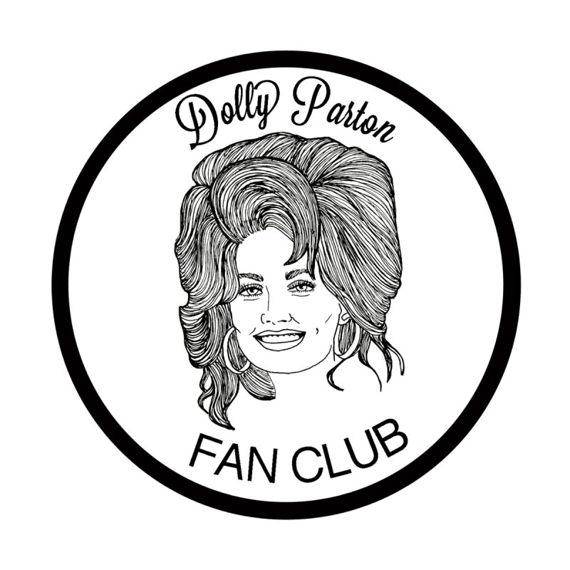 Dolly Parton Fan Club Kids Toddler T-Shirt by coolsaysnev's Shop