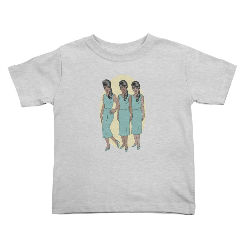 The Ronettes Kids Toddler T-Shirt by coolsaysnev's Shop