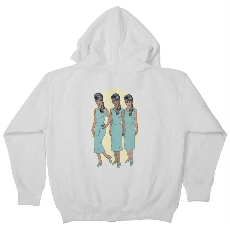 The Ronettes Kids Zip-Up Hoody by coolsaysnev's Shop