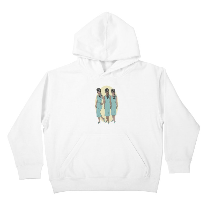 The Ronettes Kids Pullover Hoody by coolsaysnev's Shop