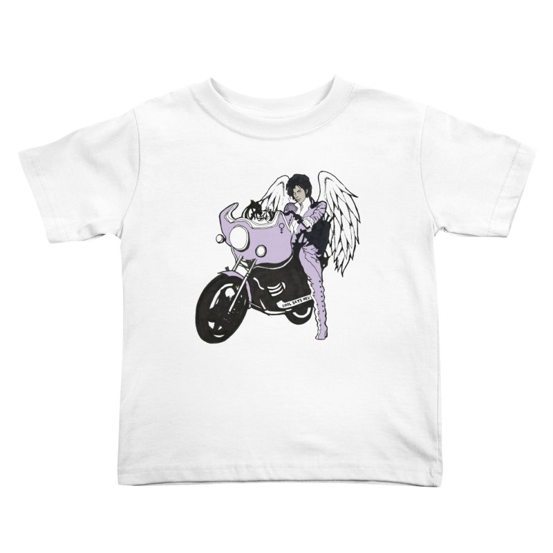 Prince Kids Toddler T-Shirt by coolsaysnev's Shop