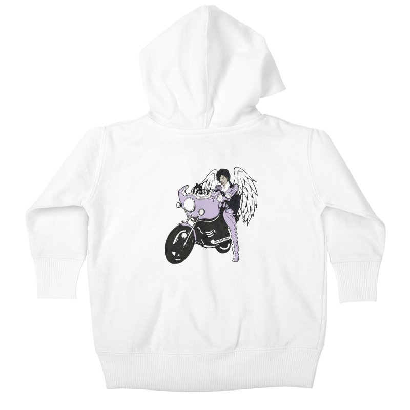 Prince Kids Baby Zip-Up Hoody by coolsaysnev's Shop
