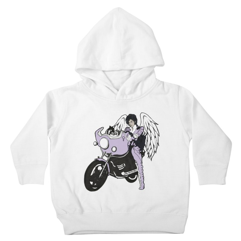 Prince Kids Toddler Pullover Hoody by coolsaysnev's Shop