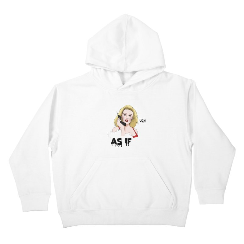 Cher Kids Pullover Hoody by coolsaysnev's Shop