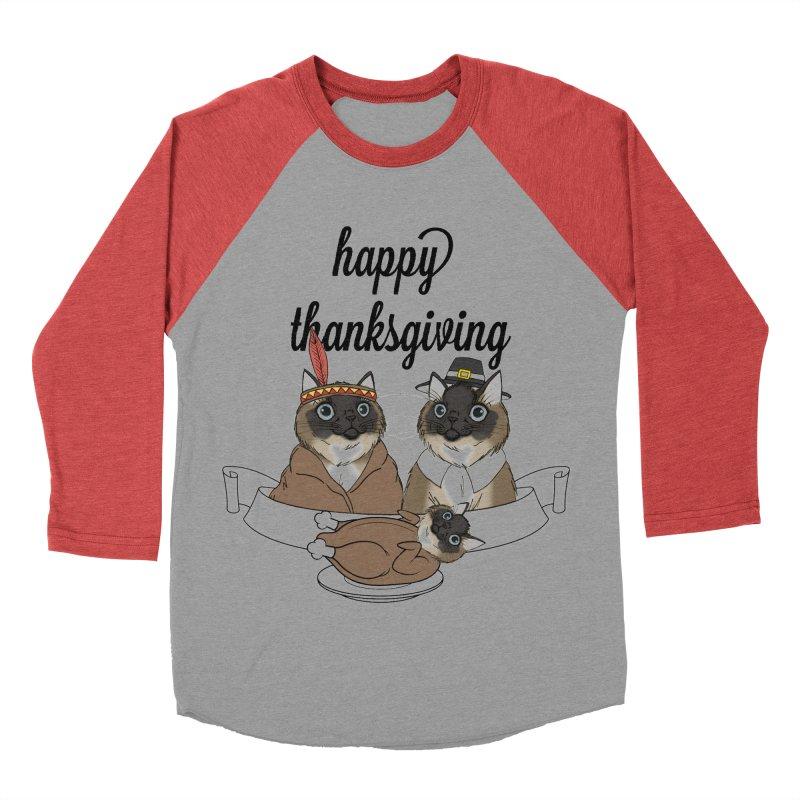 Strokes Dinner Women's Baseball Triblend Longsleeve T-Shirt by coolsaysnev's Shop