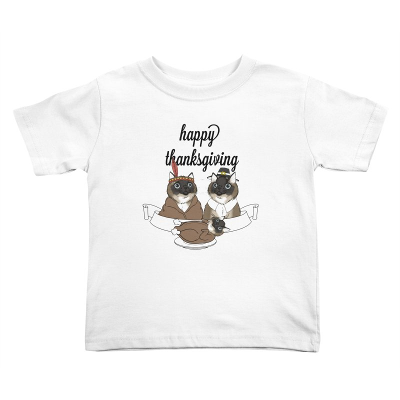 Strokes Dinner Kids Toddler T-Shirt by coolsaysnev's Shop