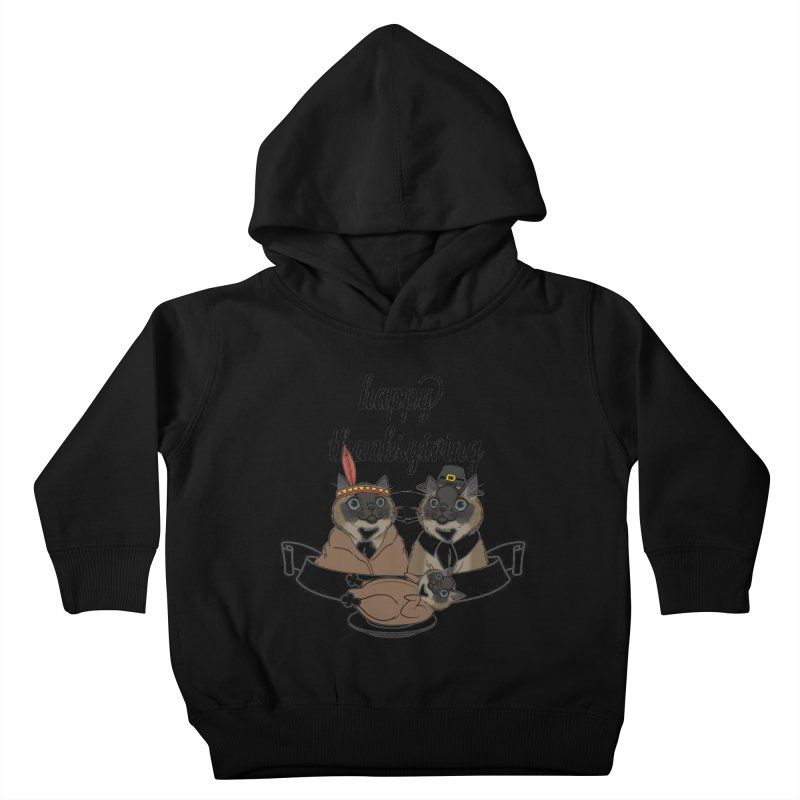 Strokes Dinner Kids Toddler Pullover Hoody by coolsaysnev's Shop