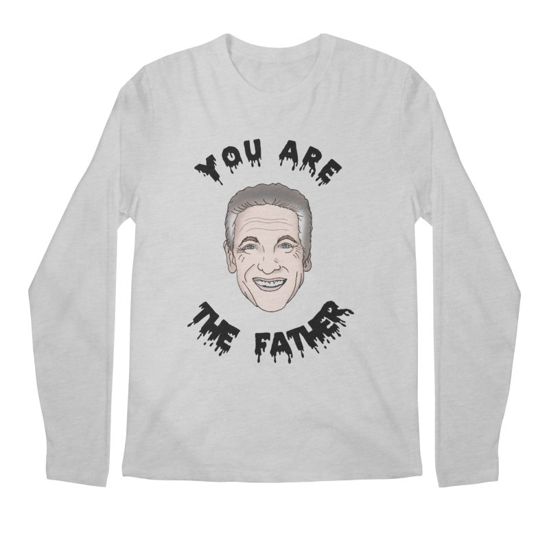You are the Father Maury Men's Regular Longsleeve T-Shirt by coolsaysnev's Shop