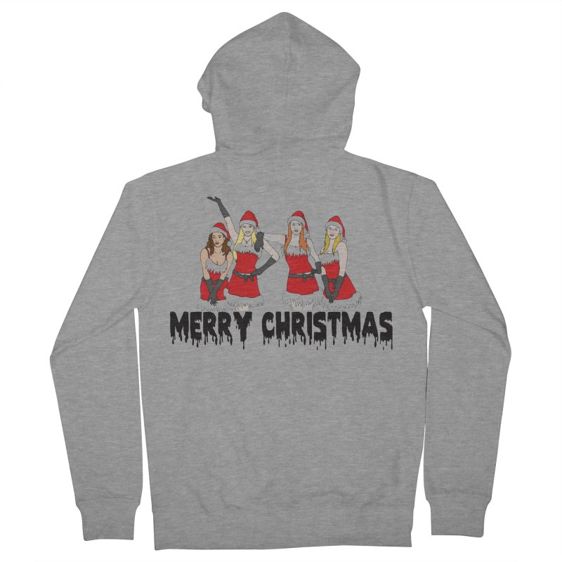 Mean Girls Christmas Men's Zip-Up Hoody by coolsaysnev's Shop