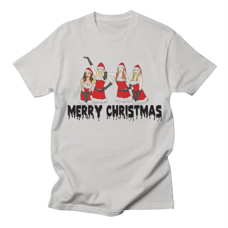 Mean Girls Christmas Men's T-Shirt by coolsaysnev's Shop