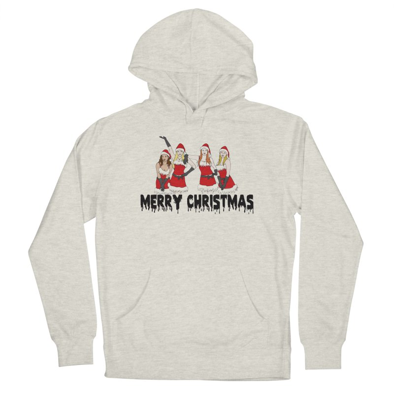 Mean Girls Christmas Men's French Terry Pullover Hoody by coolsaysnev's Shop