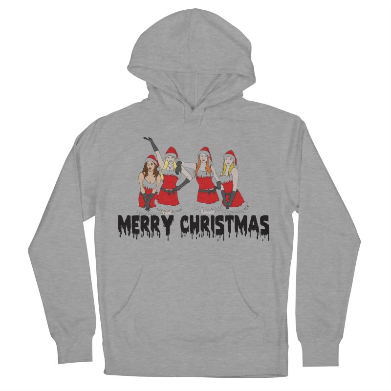 Mean Girls Christmas Men's Pullover Hoody by coolsaysnev's Shop