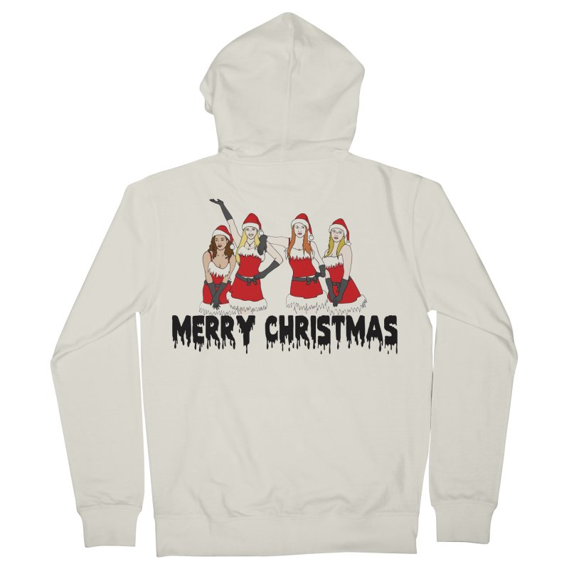 Mean Girls Christmas Women's Zip-Up Hoody by coolsaysnev's Shop