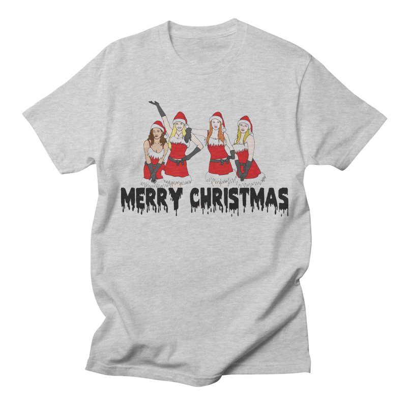 Mean Girls Christmas Men's Regular T-Shirt by coolsaysnev's Shop