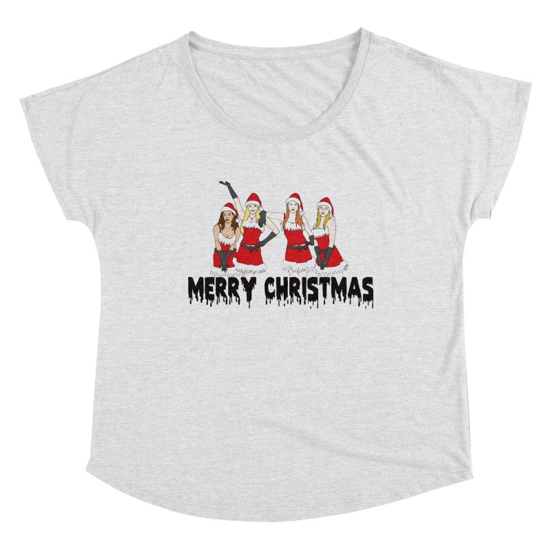 Mean Girls Christmas Women's Dolman Scoop Neck by coolsaysnev's Shop