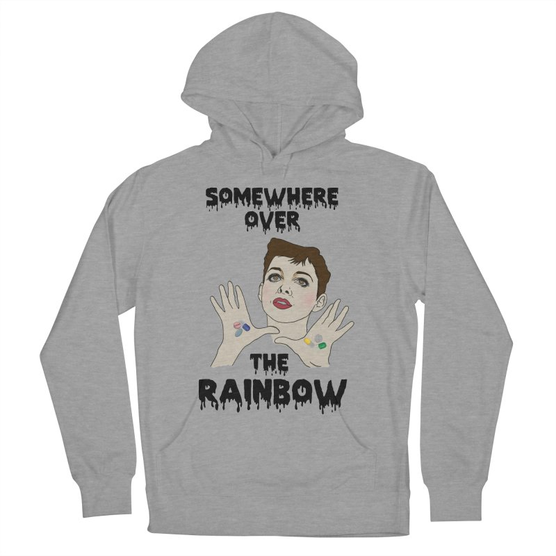 Judy Garland Women's French Terry Pullover Hoody by coolsaysnev's Shop