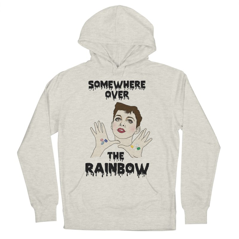 Judy Garland Men's French Terry Pullover Hoody by coolsaysnev's Shop