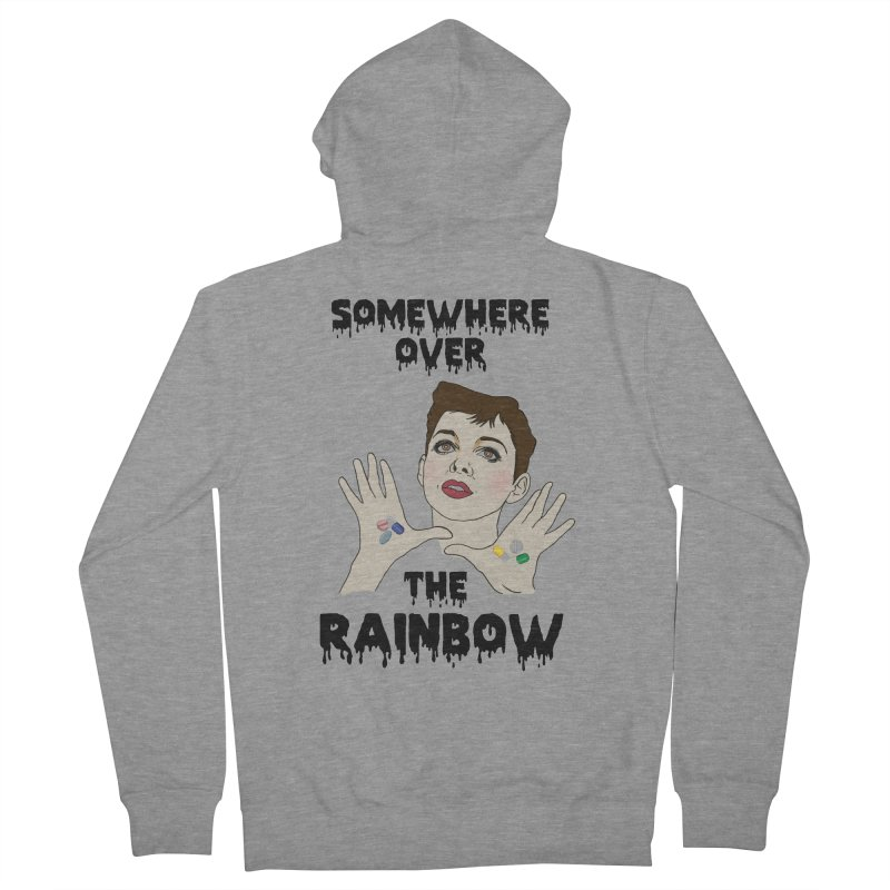 Judy Garland Men's Zip-Up Hoody by coolsaysnev's Shop