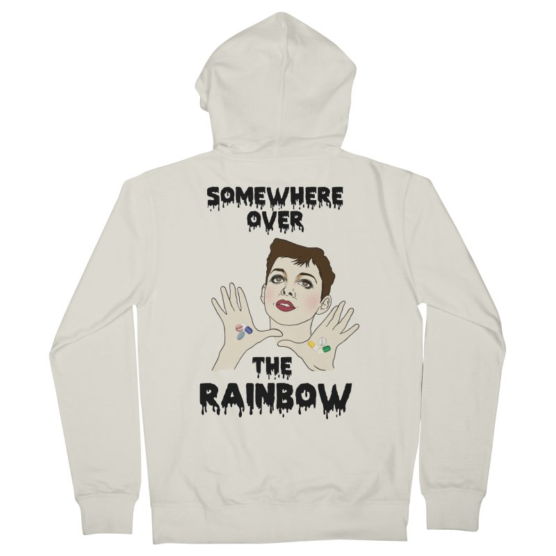 Judy Garland Men's French Terry Zip-Up Hoody by coolsaysnev's Shop