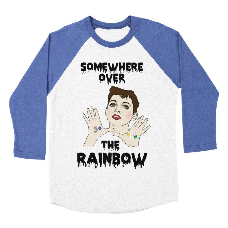 Judy Garland Men's Baseball Triblend T-Shirt by coolsaysnev's Shop
