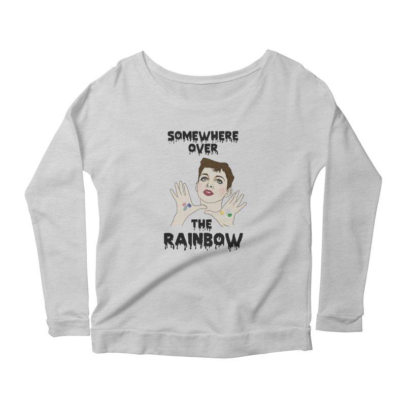 Judy Garland Women's Scoop Neck Longsleeve T-Shirt by coolsaysnev's Shop