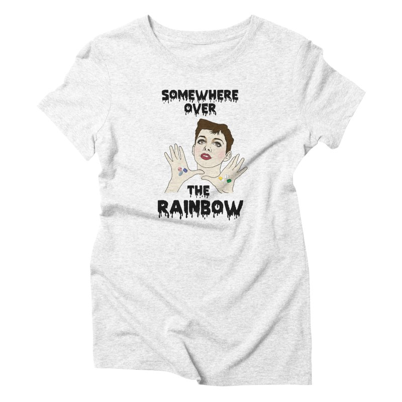 Judy Garland Women's Triblend T-shirt by coolsaysnev's Shop